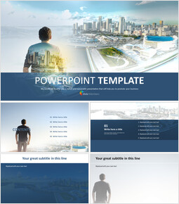 Future City - PowerPoint Download Free_00
