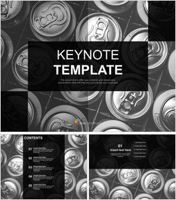 Keynote online Free - Recyling Can_00