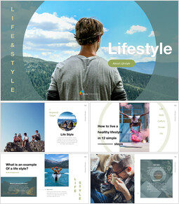 Lifestyle Business Presentation Templates_00