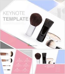 Makeup Brush - Free Images for Presentations_6 slides