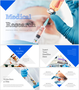 Medical Research PowerPoint Presentations Samples_41 slides
