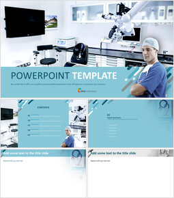 PowerPoint Presentation Download Free - Dentist and Clinic_00