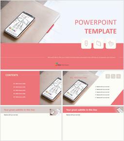 프로젝트 구성 - 피피티 디자인 무료 다운로드_00