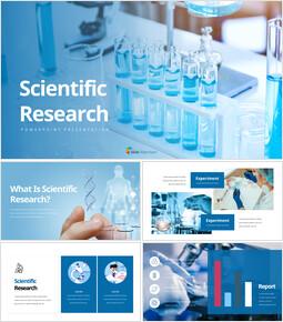 과학적 연구 프로페셔녈한 PPT_00