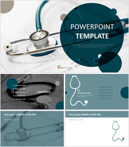 Stethoscope - Free Images for Presentations_00