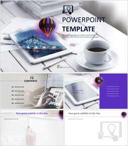 Tablet for Business - Free Images for Presentations_00