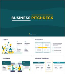 ビジネス提案資料スライド Googleスライドのテーマ&テンプレート_00