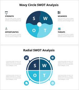 Circle SWOT Analysis Diagram_10 slides