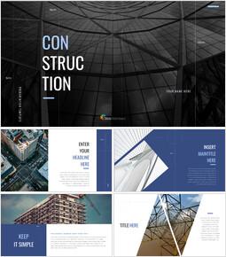건축/설계 Google 슬라이드 테마 & 템플릿_00