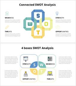 교차 SWOT 분석 다이어그램_00