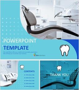 Dental Clinic - Google Slides Download Free_00