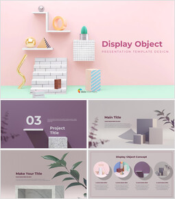 Display Object Google PPT Templates_00