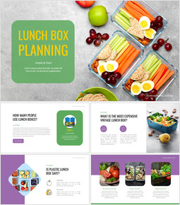 Easy tips for lunch box planning Easy Google Slides Template_00