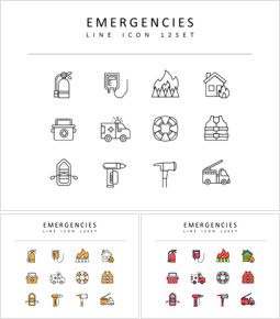 Emergencies Flat Design Icons_00