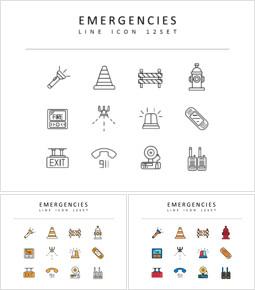 Emergencies Vector Icons_00