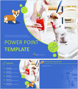 Free Professional Google Slides Templates - Pets_00
