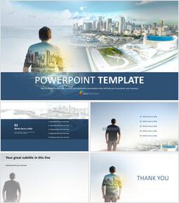 Google Slides Templates Free Download - Future City_00