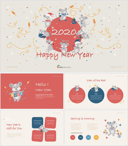 Happy New Year 2020 Ultimate Keynote Template_00
