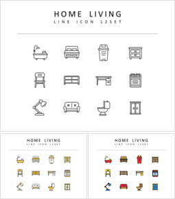 Home Living Vector Source_00