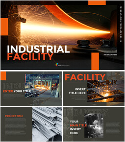 Industrial Facility Best PPT Templates_00