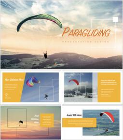 Paragliding Keynote to PPTX_41 slides