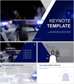 Police Car - Keynote Images Free Download_00