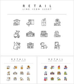 Retail Icons Set_00