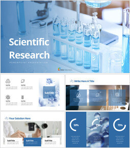 Scientific Research Keynote Presentation Template_00