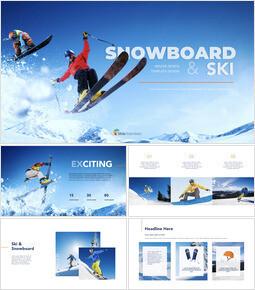 Snowboard&Ski Keynote for Microsoft_39 slides