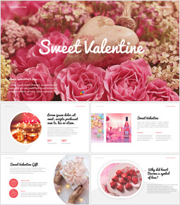 Sweet Valentine Google Slides Themes for Presentations_00