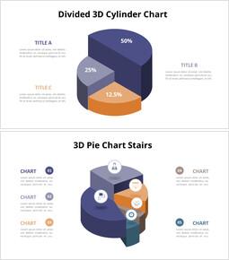 3D 성장 원형 차트 다이어그램_00