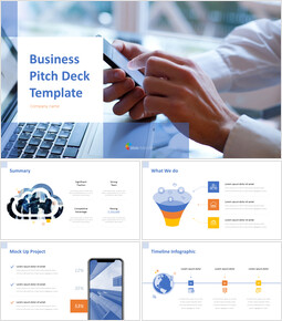 Animated Templates - Business Pitch Deck Best PowerPoint Presentation_00