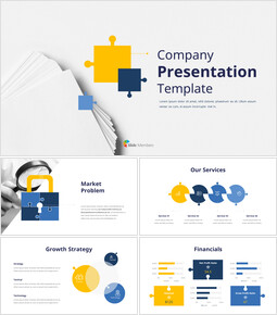 Animated Templates - Company Best PPT_00