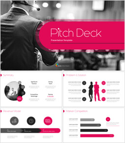 Animated Templates - Pitch Deck Powerpoint Presentation_00