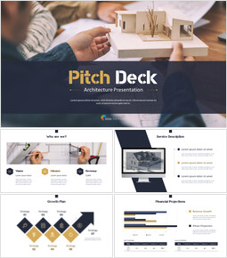 Architecture Pitch Deck Animated Slides in PowerPoint_00