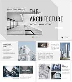 건축물 Google 슬라이드의 파워포인트_00