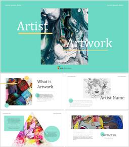 Artist Artwork Best Presentation Design_00