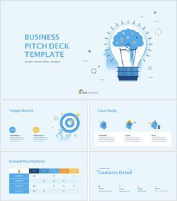 Plantilla de presentación de negocios Keynote para Microsoft_00