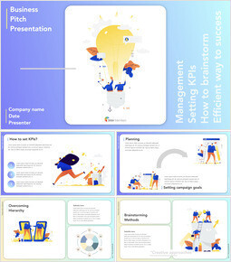 Business pitch presentation PowerPoint for mac_00