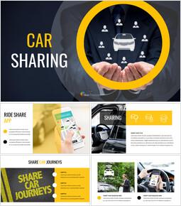 Condividere l\'auto Semplici modelli di Google_00