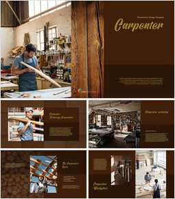 Carpenter PPT Design Templates_00