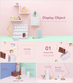 Display Object Keynote Templates_00