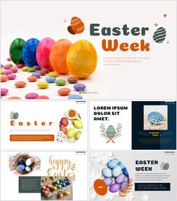 Easter Modern PPT Templates_00