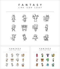 Fantasy Icon Resources for Designers_00