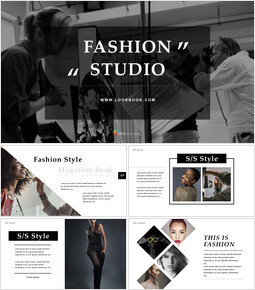 Fashion Studio PowerPoint for mac_00