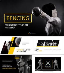 Fencing Presentation PPT_40 slides