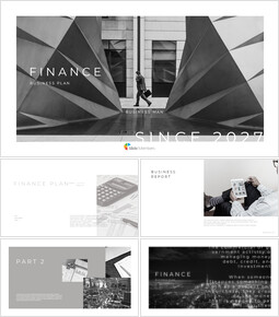 금융 Google 프레젠테이션 템플릿_00