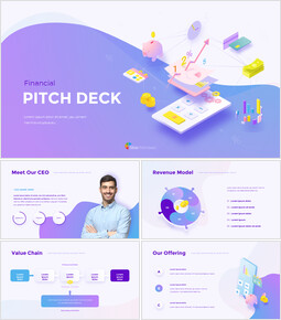 Financial Group Pitch Deck Simple Google Slides_00