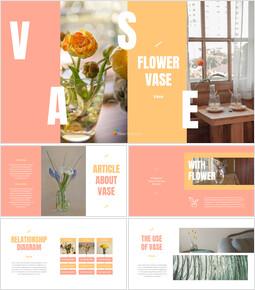 Flower Vase Google PowerPoint Presentation_00