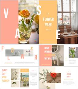 Flower Vase PPT Presentation_00